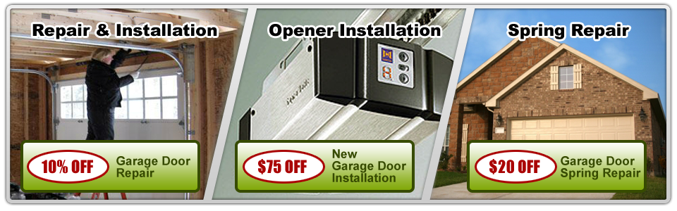 Garage Door Repair Duluth Services